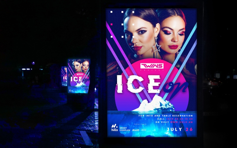 Ice Or
