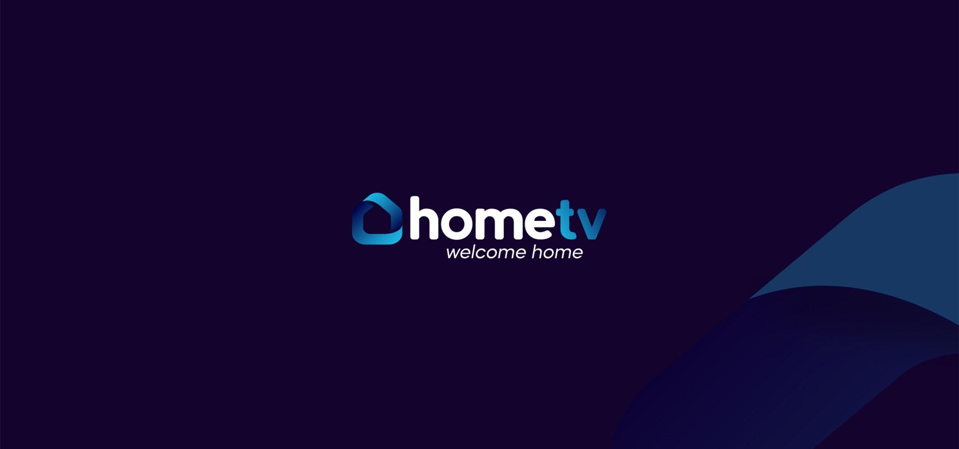 HOME TV BRANDING