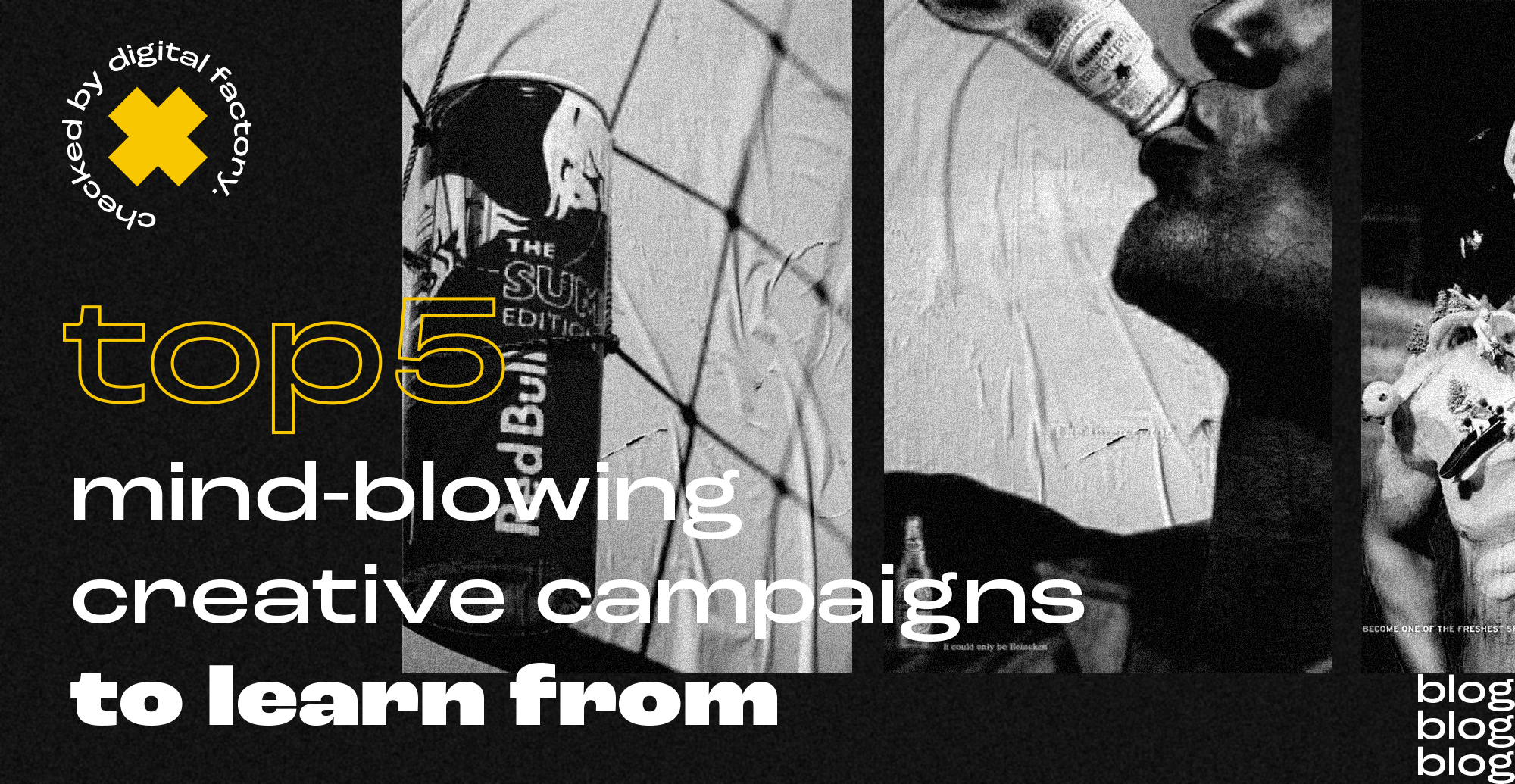 5 mind-blowingly creative campaigns to learn from
