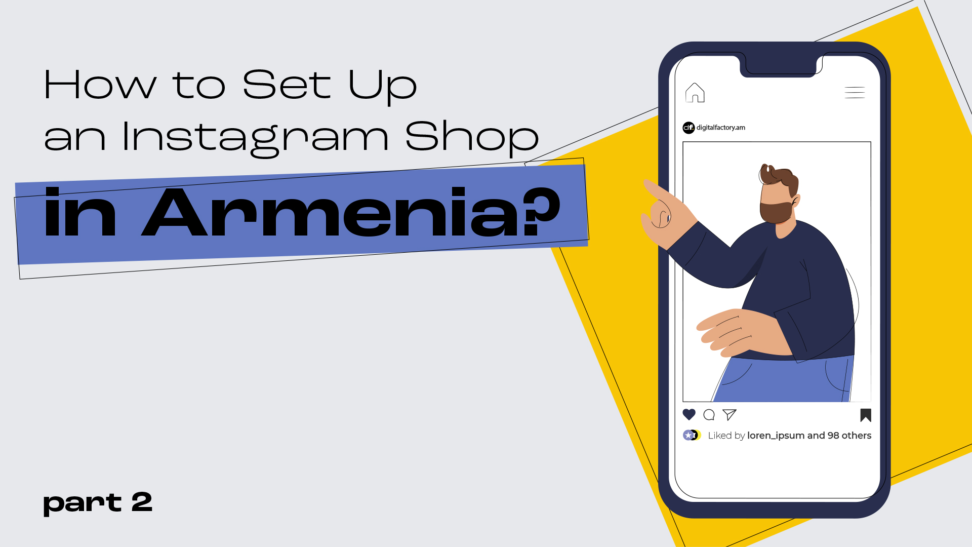 How to Set up an Instagram Shop in Armenia? - Part 2