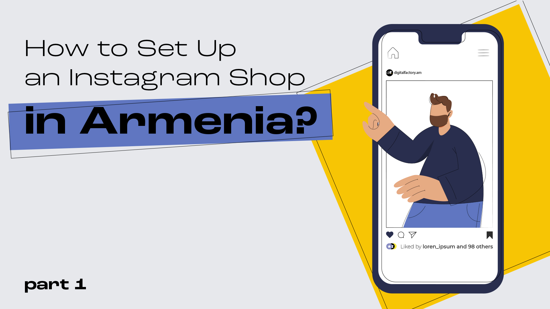 How to Set up an Instagram Shop in Armenia? - Part 1