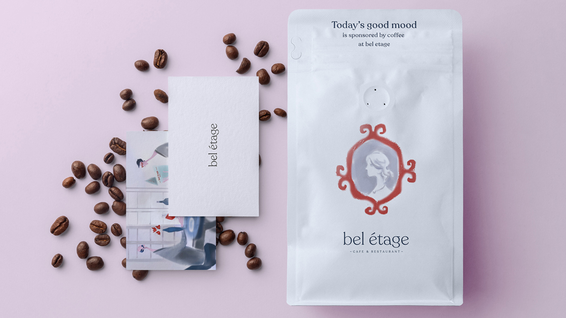 Beletage Rebranding